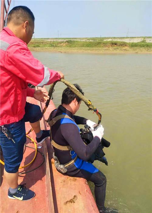 武汉市污水管道封堵潜水服务公司
