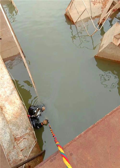 潍坊市水下打捞业务接待人员
