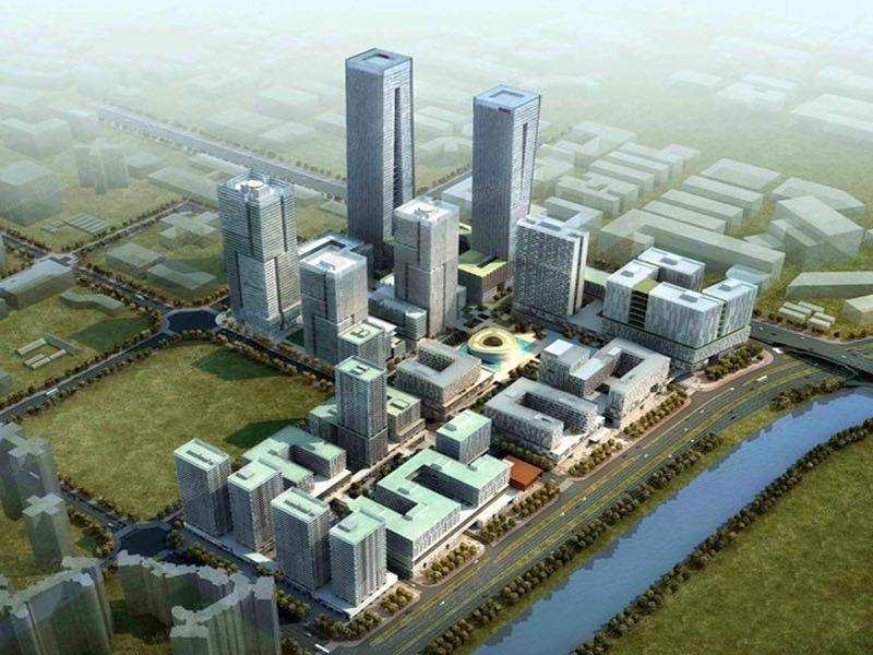 深圳灣科技生態園物業招商 國家**打造的綜合園區