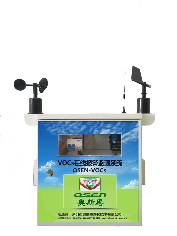 VOCs检测系统