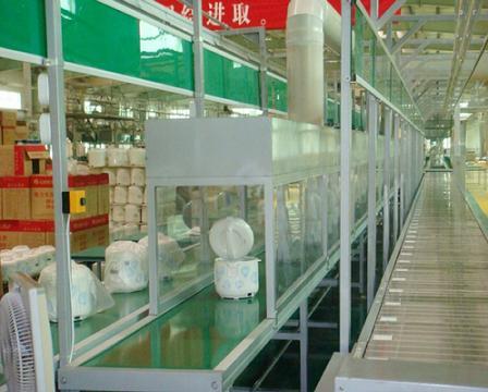 流水線、生產線、裝配線等設備由專業設計制造