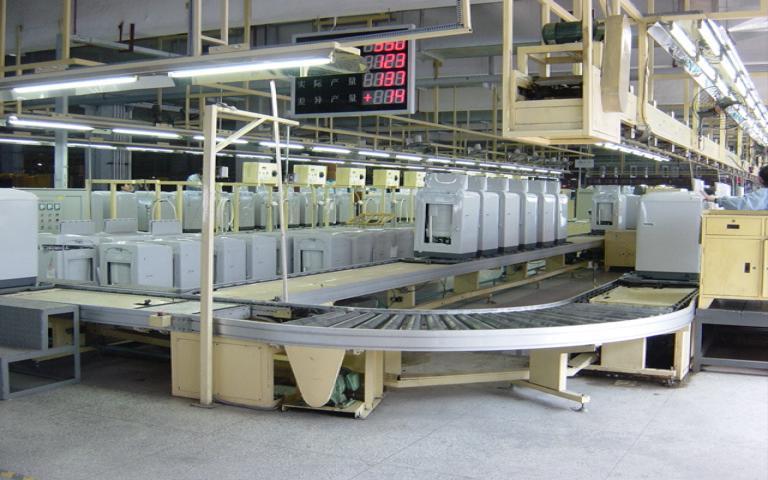 供應洗衣機生產流水線