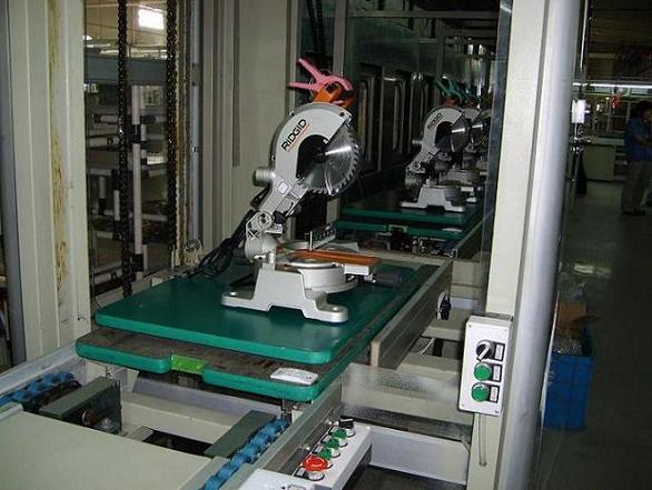 博世電動工具裝配生產流水線-博萃制造