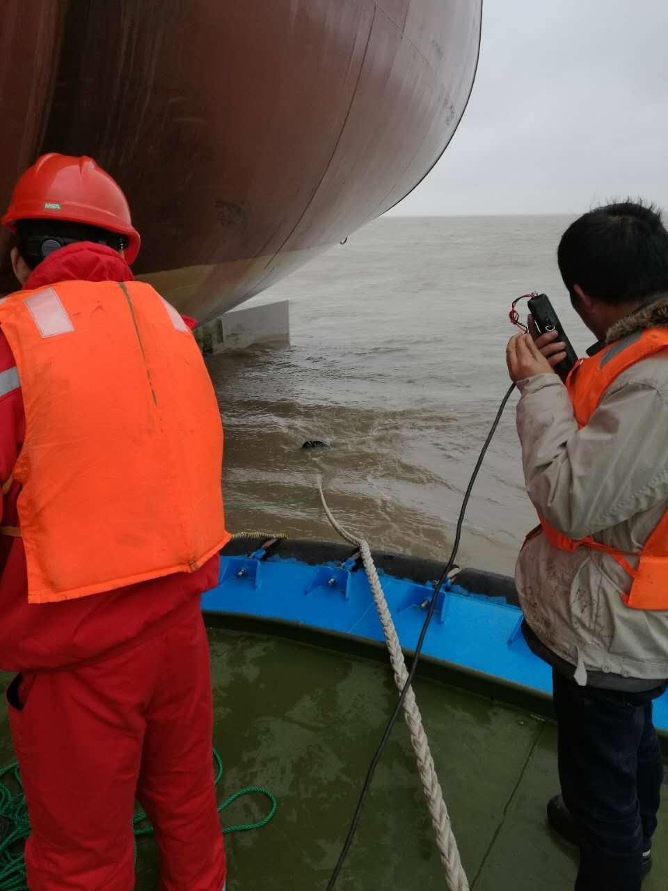 南京水下安装