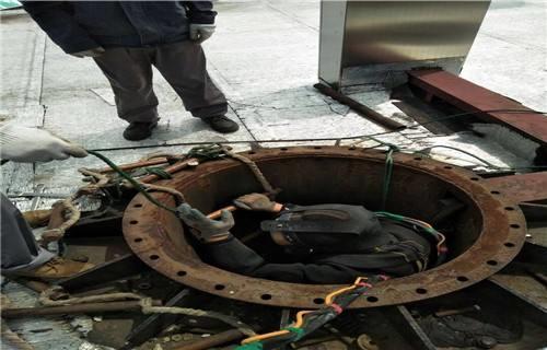 安庆污水管道堵漏封堵