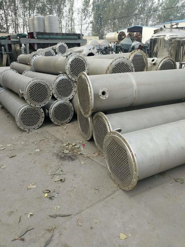 长沙常年出售不锈钢冷凝器