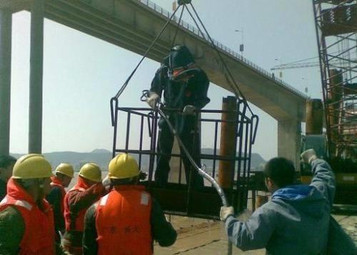 固原水下安装施工
