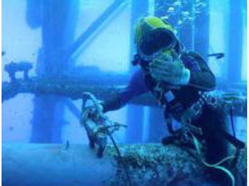 安徽水下安装
