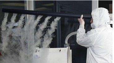 消毒产品车间洁净度检测报告