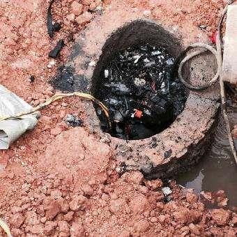 六安污水管道封堵