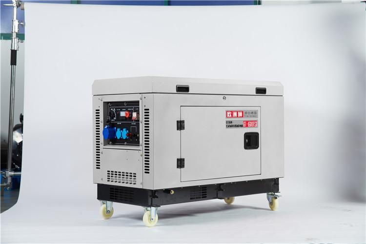 静音柴油发电机价格