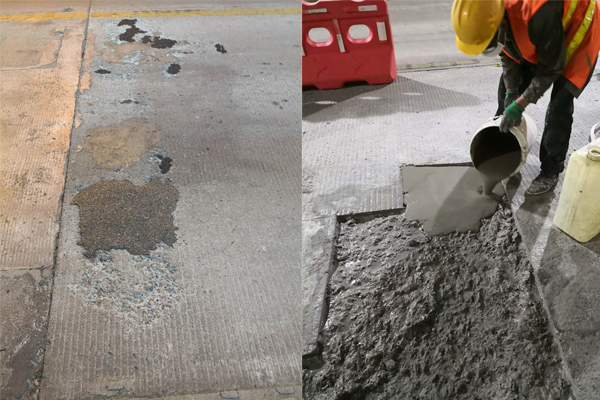 汕头环氧树脂修补砂浆厂家涵洞修补