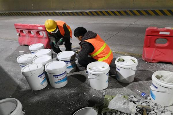 永州聚合物修补砂浆价格混凝土表面防腐修补