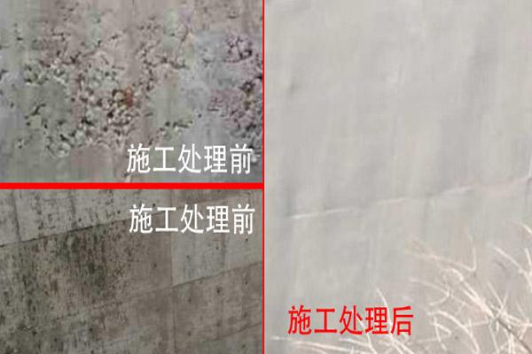 毕节聚合物改性水泥砂浆优选厂家桥梁柱子冻融脱落修补