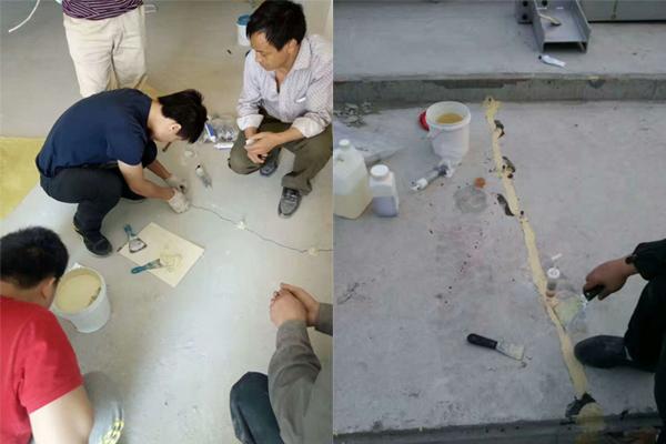 鹤壁环氧灌浆树脂胶厂家推荐混凝土结构裂缝修复