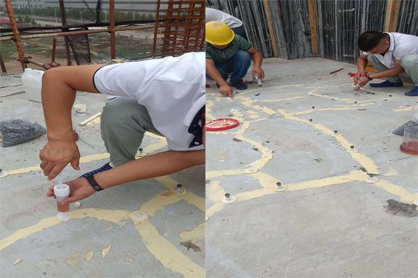 梧州环氧灌浆树脂胶厂家混凝土结构裂缝修复