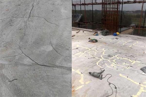 张家界环氧树脂裂缝压注胶有限公司混凝土结构空鼓修复