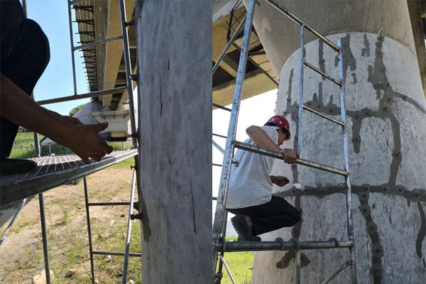 黄南环氧树脂裂缝压注胶有限公司混凝土结构空鼓修复