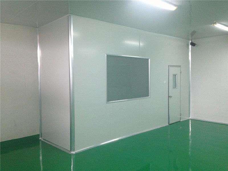 松山湖大朗寮步東莞恒鑫裝飾公司廠房辦公室裝修工程