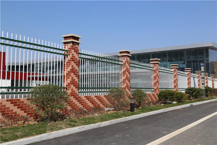 固格瀾柵 浙江 溫州 庭院鋅鋼圍墻欄桿 來圖定制
