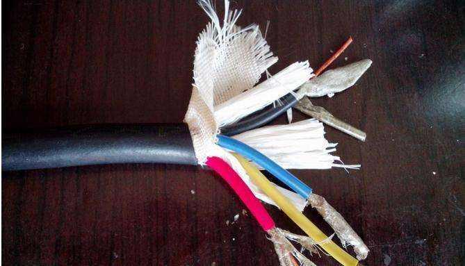 耐高溫控制電纜 ZR KFFRP23 3X6 點擊咨詢