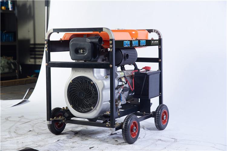 长输管道用250A柴油发电电焊机