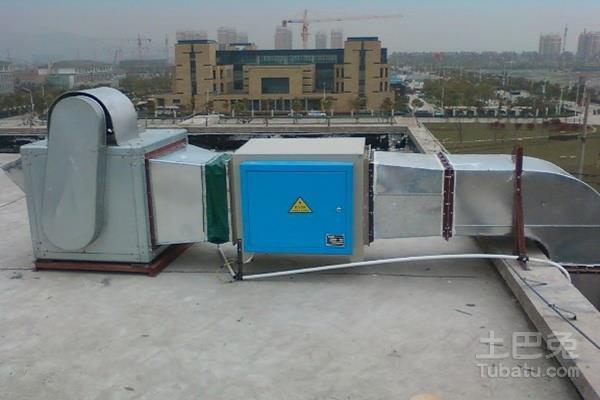 温江区专业油烟检测