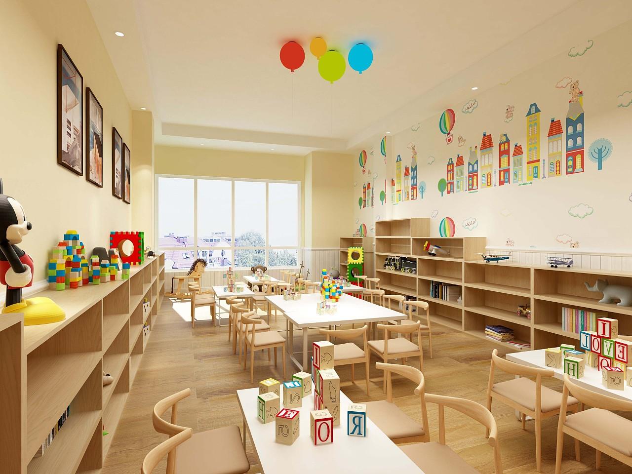 杭州幼儿园装修设计要点