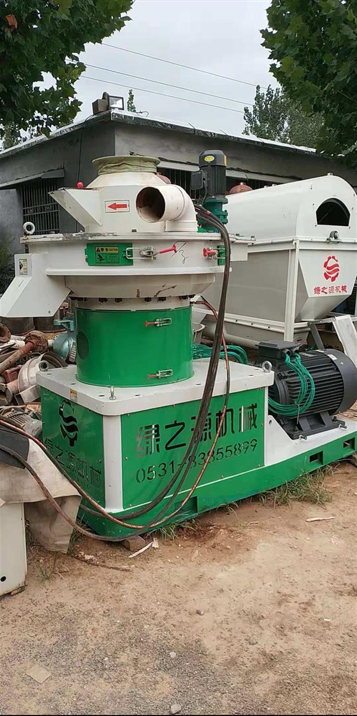 木屑颗粒机找山东鲁诚二手设备购销公司 品质高服务好