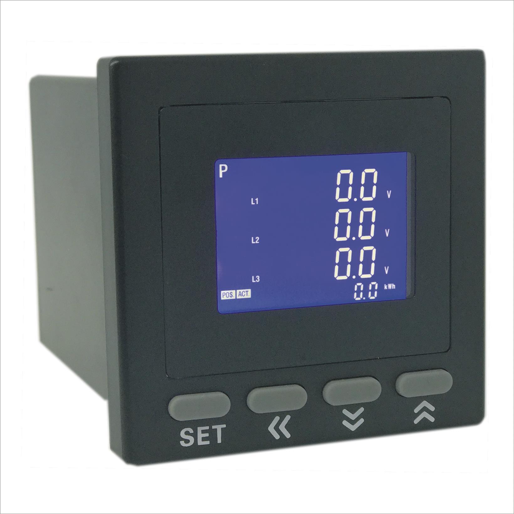 奥宾AOB192E-9TY液晶多功能电力仪表生产商 技术服务强