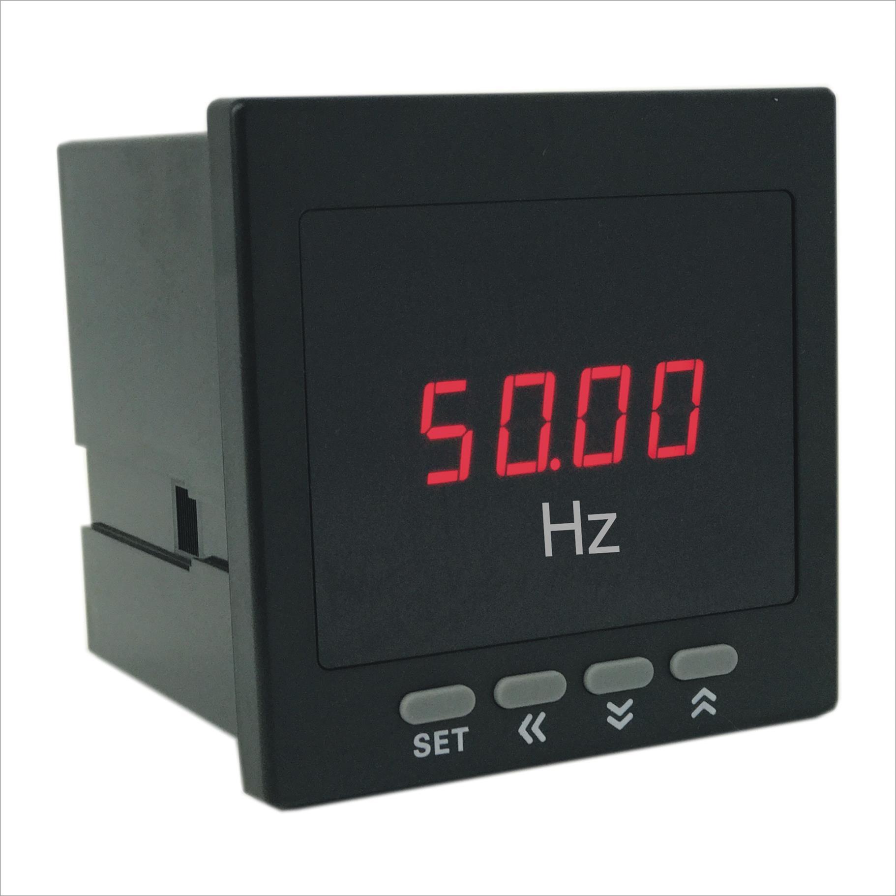 奥宾AOB195U-9X1变频器专用频率转速米速表生产商 超长质保