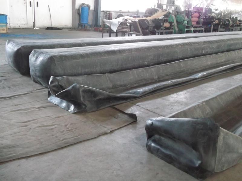 廣州雙層加厚橡膠充氣芯模