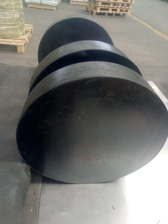 西寧D400*54橡膠支座