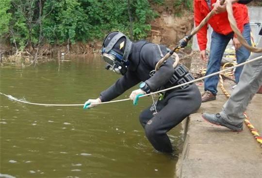 温州潜水堵漏