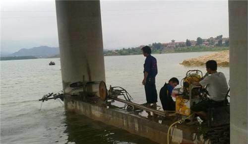 阿坝水下封底水下检测