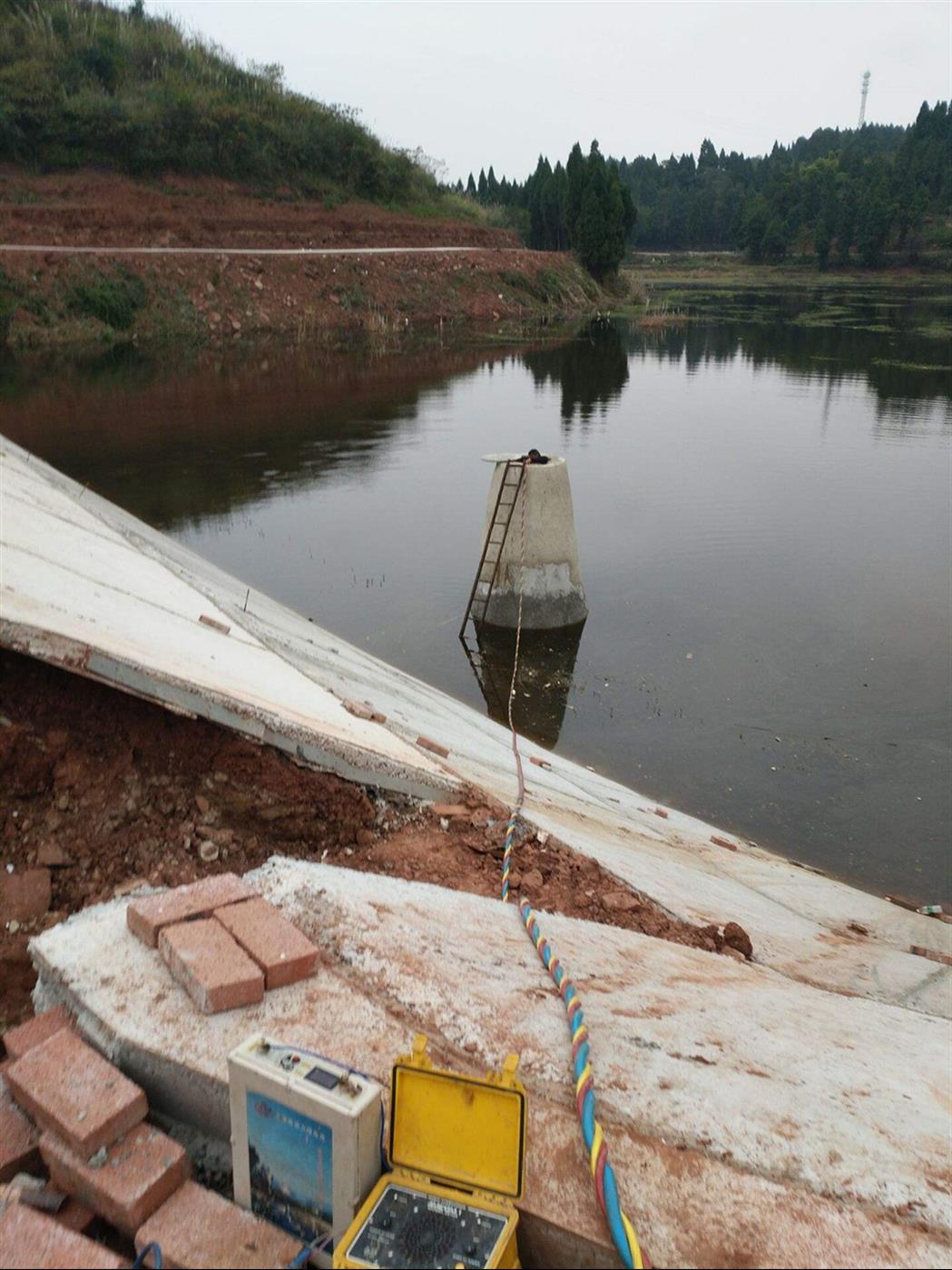 黄石水下电缆铺设