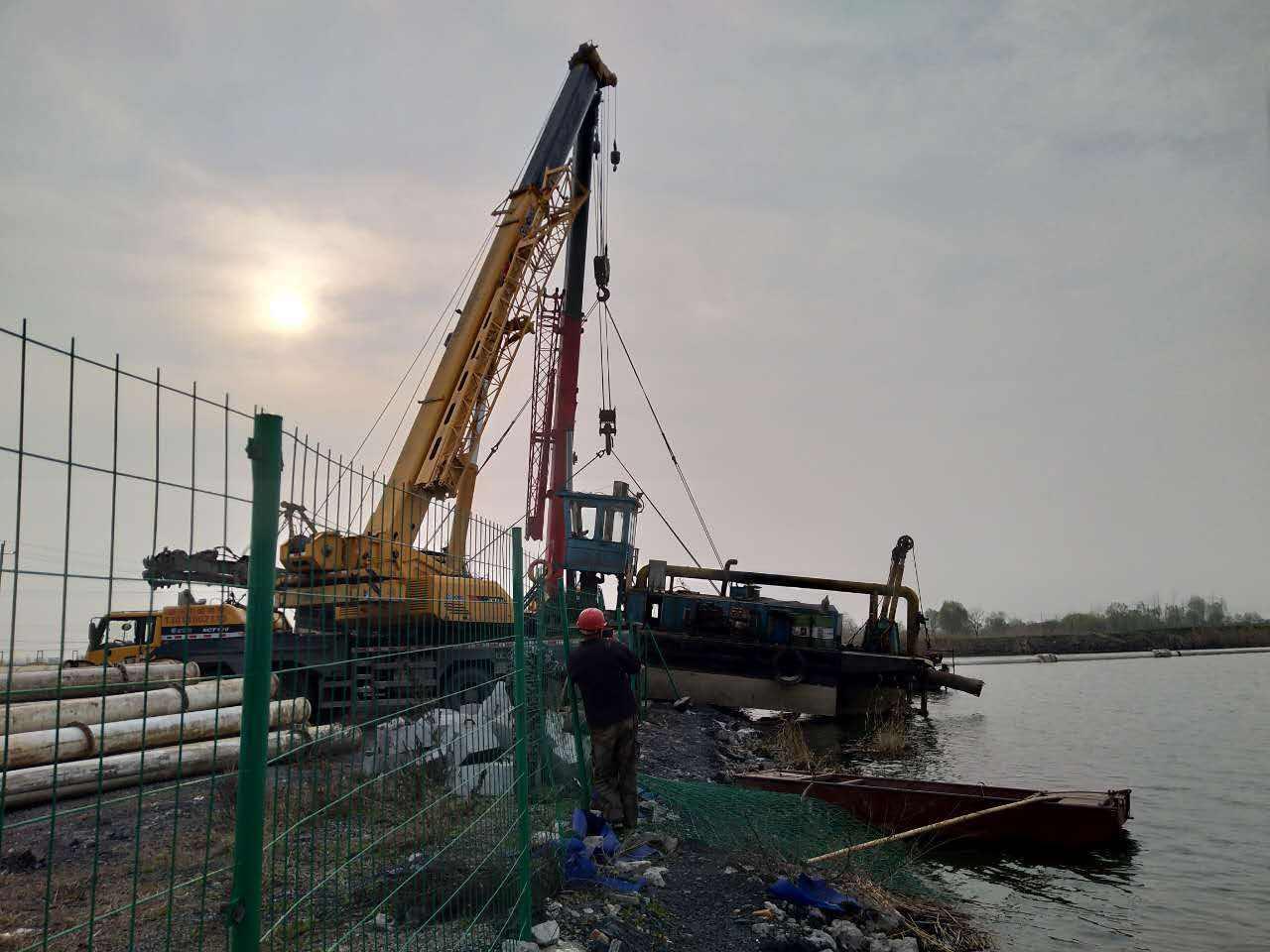 新余水下安装施工
