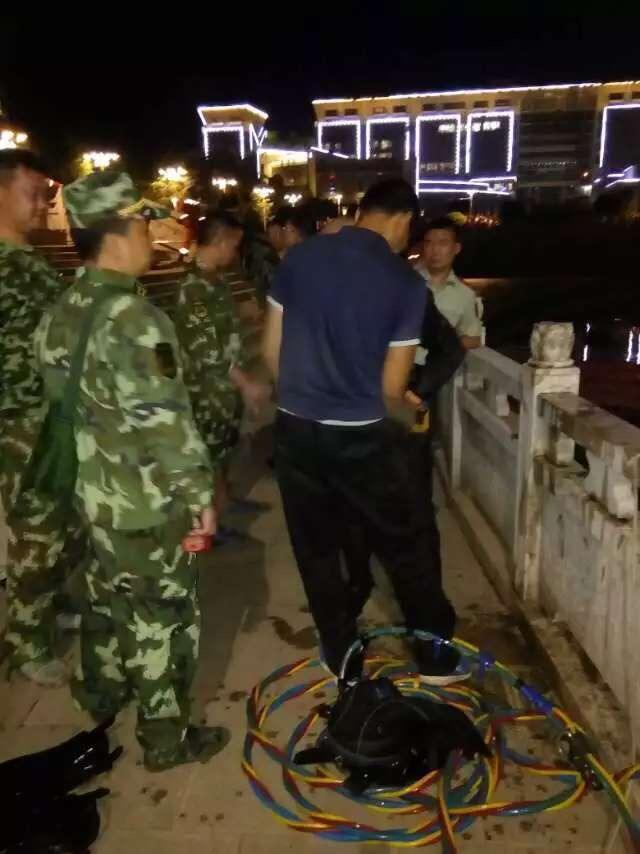 永州潜水堵漏