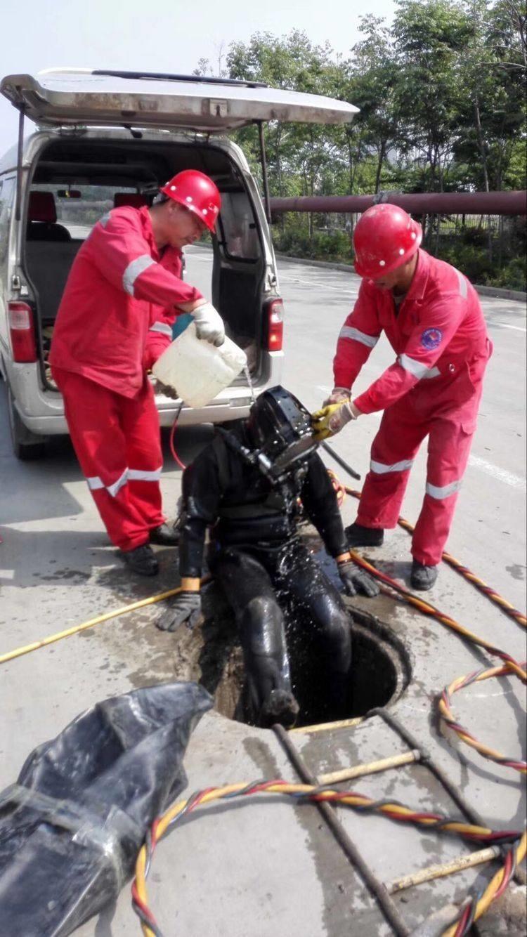 潮州潜水堵漏公司