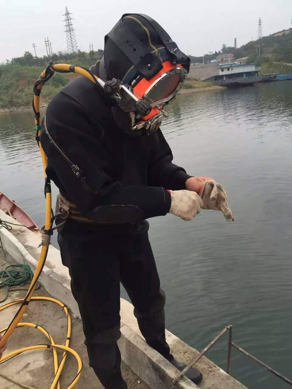 宁夏潜水排污管道堵漏