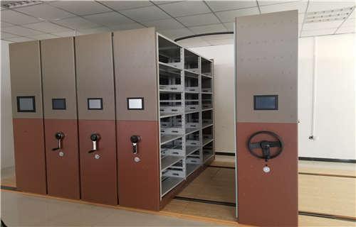 松原檔案存放密集柜多少錢