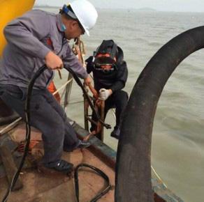 舟山潜水堵漏公司