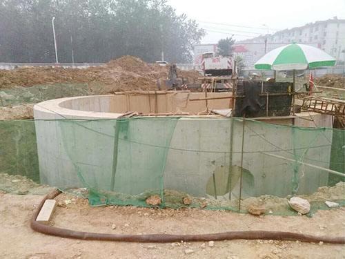 柳州沉井施工公司