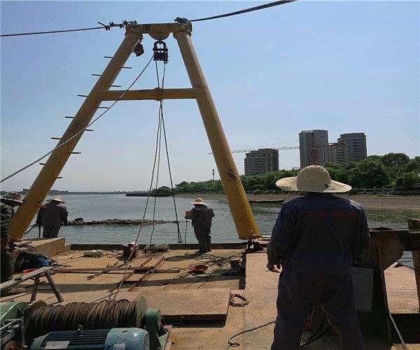 曲靖水下安装施工