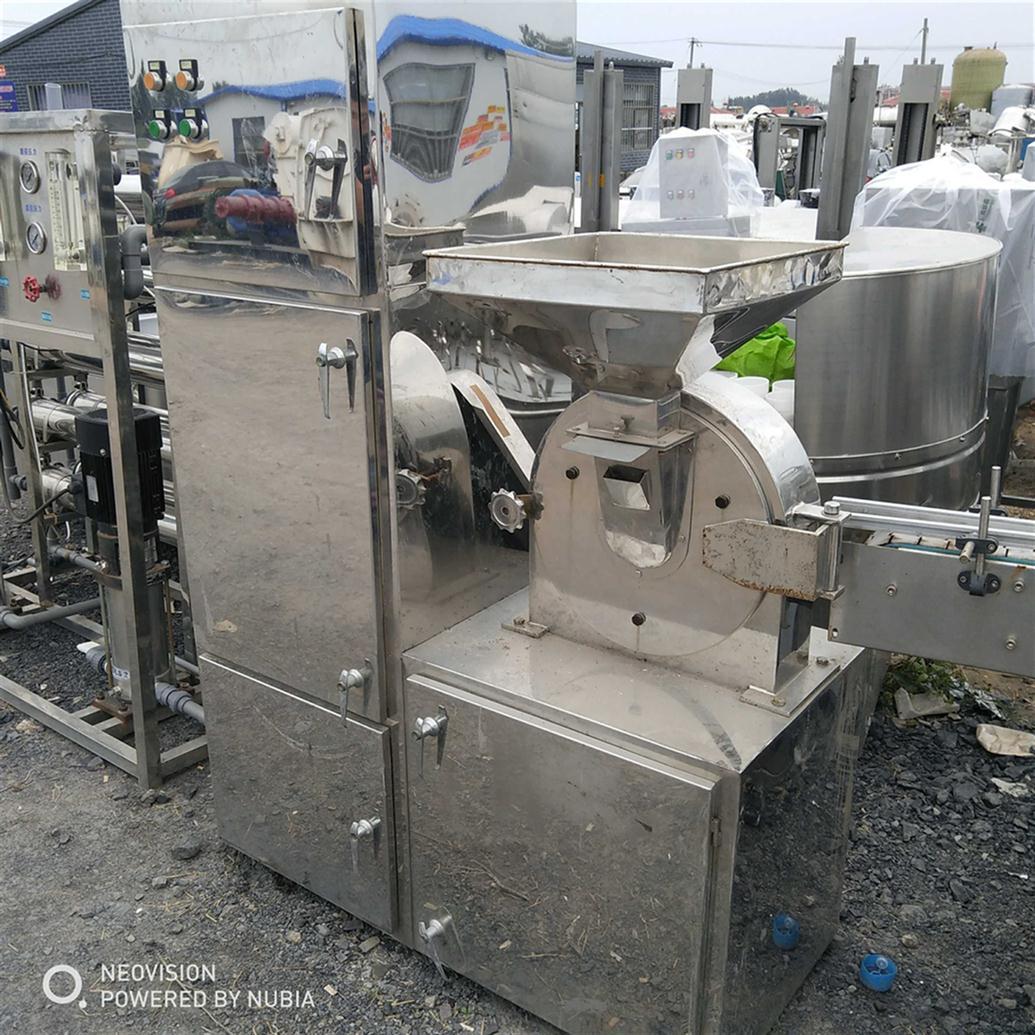 贵阳二手药厂机械设备