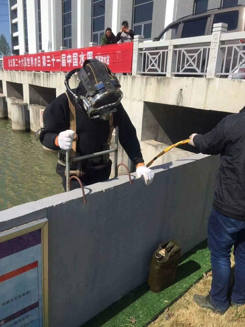 清远水下维修