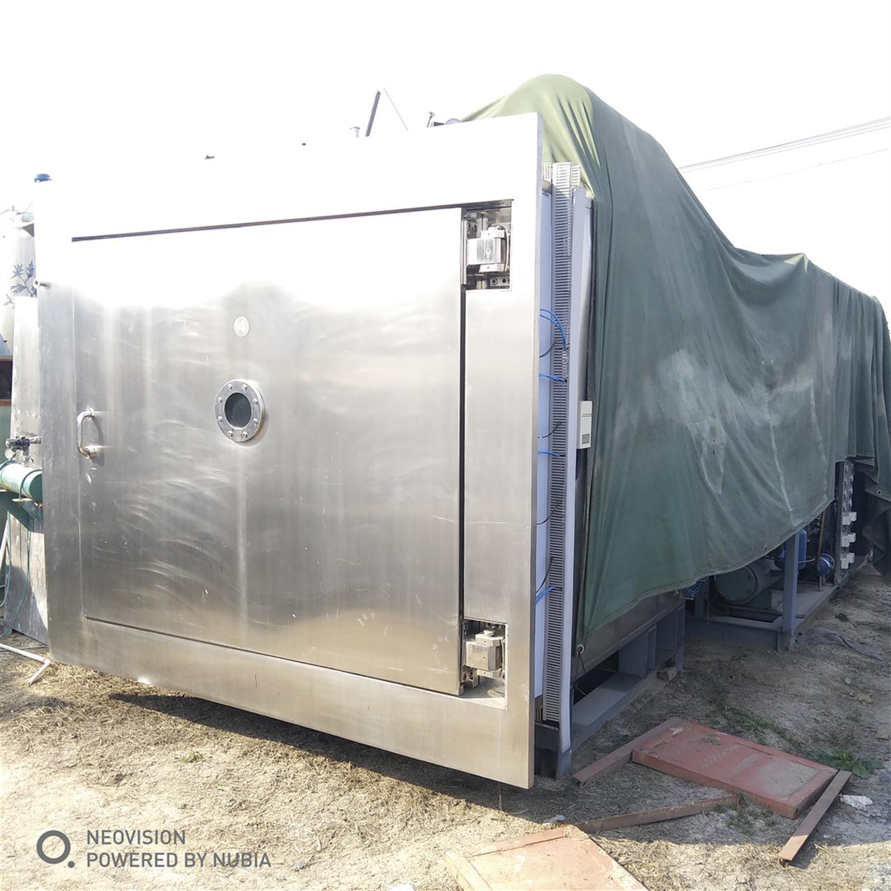 兰州回收东富龙冷冻干燥机