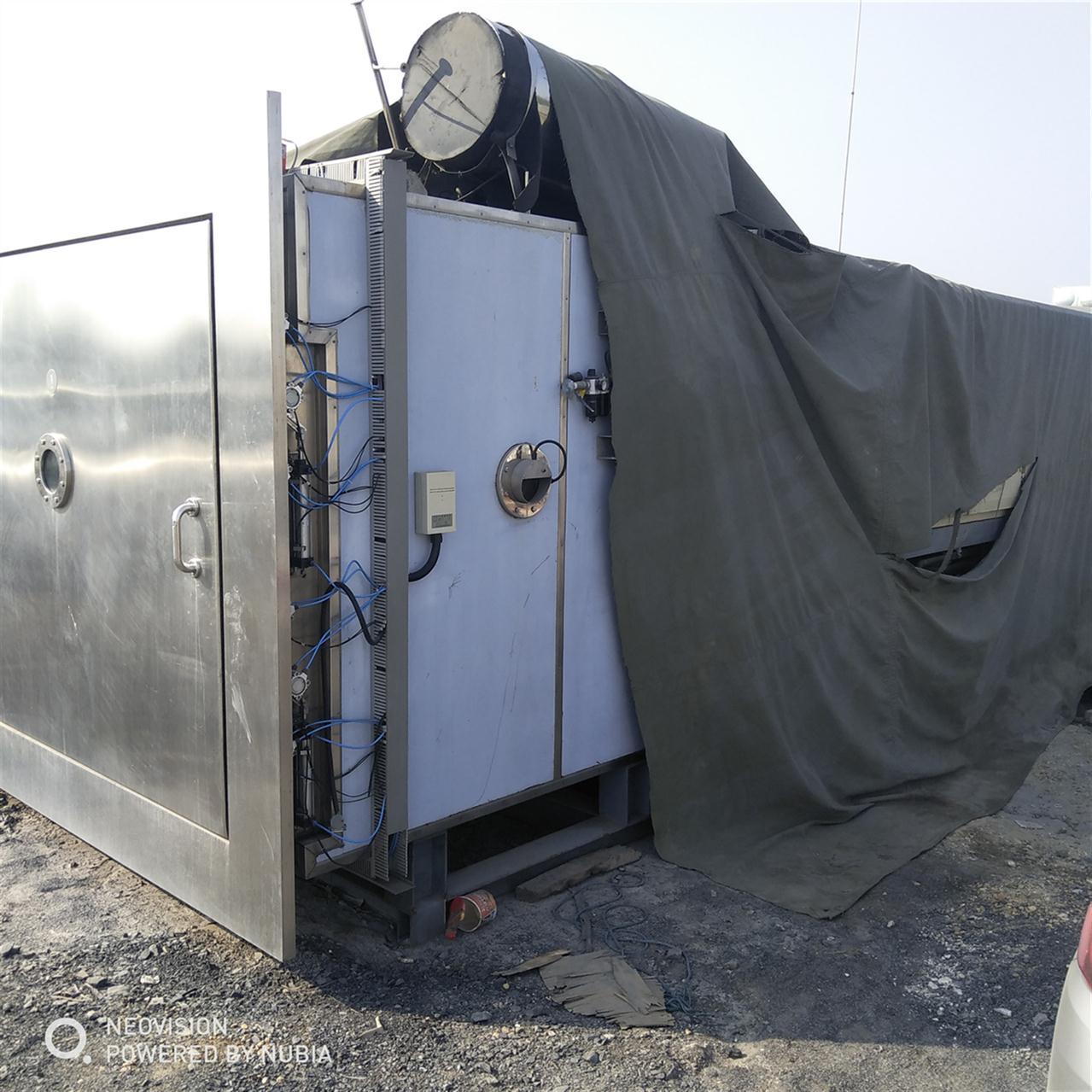 北京回收东富龙冷冻干燥机