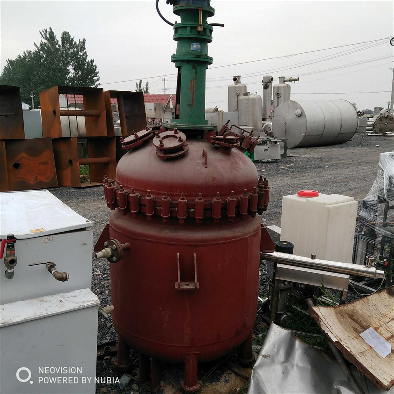 亳州高价回收化工厂设备