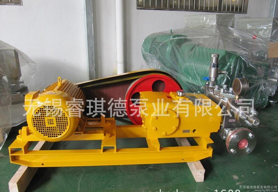 赤峰电动三柱塞泵